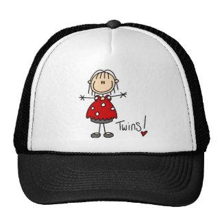 Contar con la figura gorra del palillo de los geme