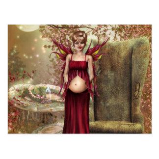 Contar con maternidad postal