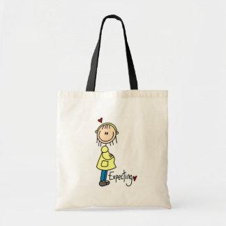Contar con un bolso del bebé bolsa tela barata