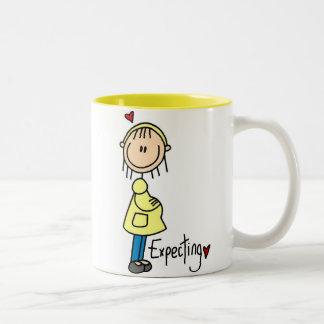 Contar con una taza del bebé