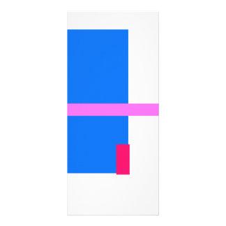 Contemporáneo Diseño De Tarjeta Publicitaria