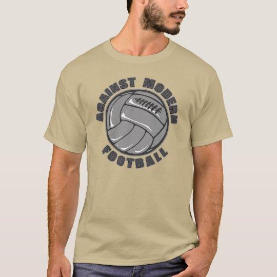 Contra el fútbol moderno - camisetas
