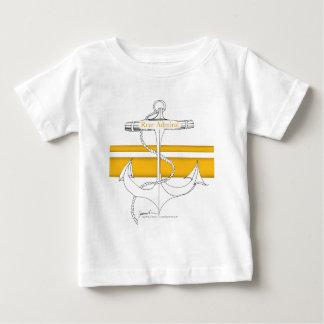 contralmirante del oro, fernandes tony camiseta de bebé