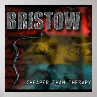 Contraportada CD de BRISTOW, más barata que el Póster