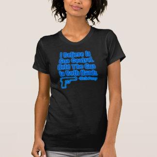 Control de armas Rick Perry Camiseta