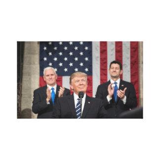 Control republicano del gobierno de los E.E.U.U. Lienzo