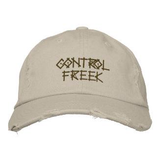 CONTROLE FREEK GORRA BORDADA