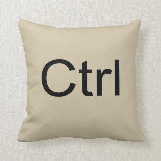 Controle la almohada de la cancelación del Alt (Ct