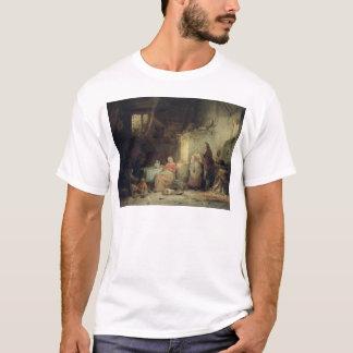 Conversación después de la comida, 1840 camiseta