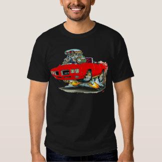 Convertible rojo de 1970 GTO Camisas