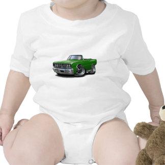 Convertible verde 1966 de la corona traje de bebé