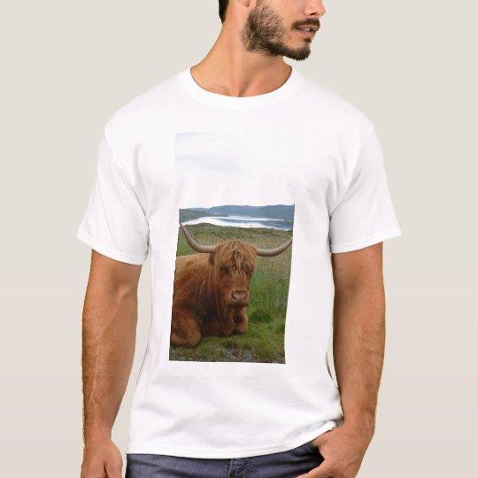 Coo melenudo camiseta