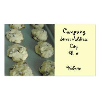 Cookie Company Tarjetas De Visita