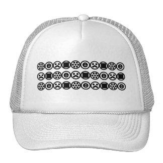 Cool design cap gorra