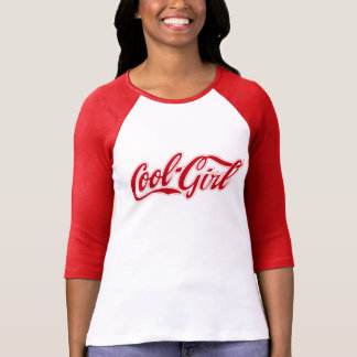 COOL GIRL CAMISETA