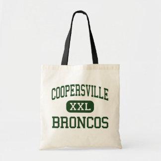 Coopersville - caballos salvajes - joven - Coopers Bolsas