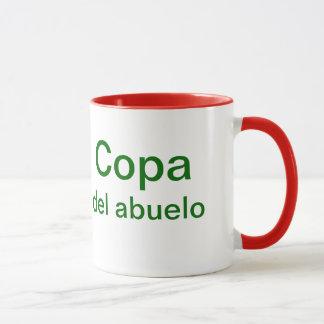 Copa del abuelo (la taza del abuelo)