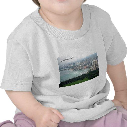 copia de Hawaii 109 Camisetas