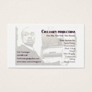 copia de la tarjeta de visitas de carl