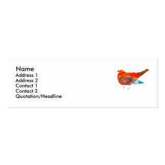 copia del chirrido, nombre, dirección 1, dirección tarjetas de visita mini