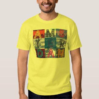 copia del slova de Amsterdam Camiseta