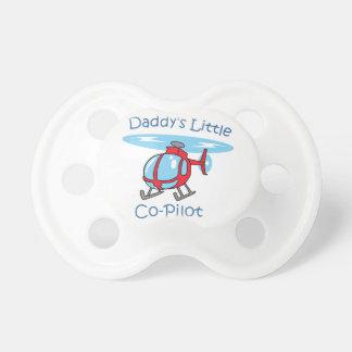 Copiloto de Daddys Chupete