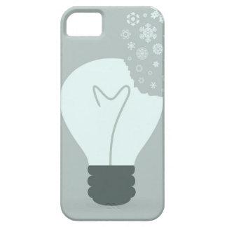 Copo de nieve un bulb2 funda para iPhone SE/5/5s