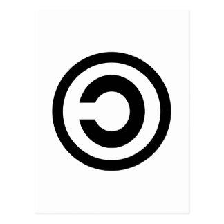 Copyleft Postal