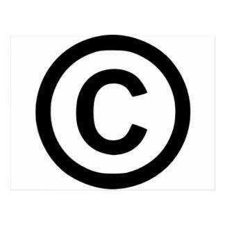 Copyright Postal