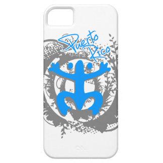 Coqui Taino Puerto Rico iPhone 5 Case-Mate Carcasas