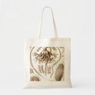 Coral de Ernst Haeckel Pennatulida Bolso De Tela