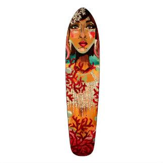 Coral Tabla De Skate