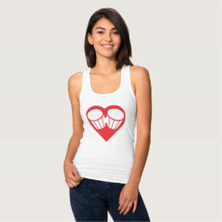 CoraSon Camiseta Con Tirantes