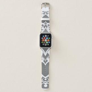 Corazón afiligranado - banda de reloj de encargo