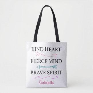 Corazón bueno, mente feroz, la bolsa de asas