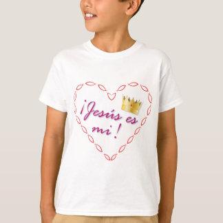 corazon cristiano camiseta