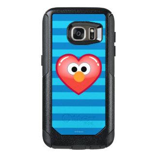 Corazón de Elmo Funda Otterbox Para Samsung Galaxy S7