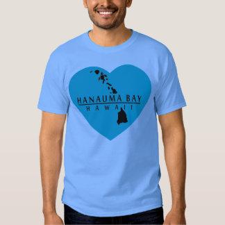 Corazón de Hawaii de la hawaiana Camisas