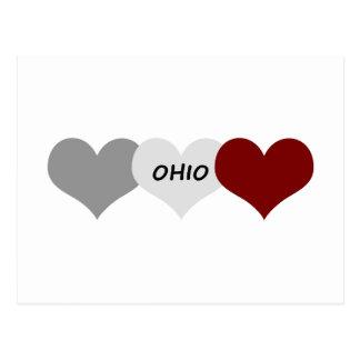Corazón de Ohio Postal