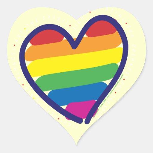 Anillos del arco iris del orgullo gay