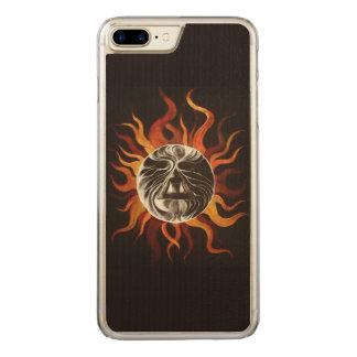 Corazón del sol funda para iPhone 7