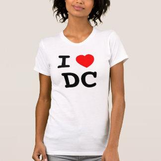 corazón, I, DC Camiseta