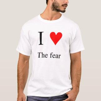 Corazón I el miedo Camiseta