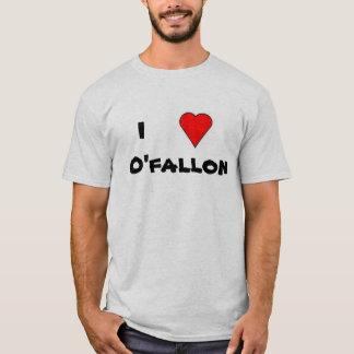 corazón,    IO'fallon Camiseta