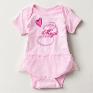 Corazón mágico body para bebé