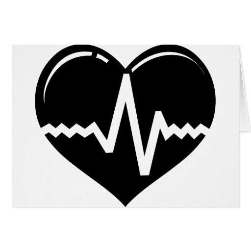 Corazón médico felicitacion