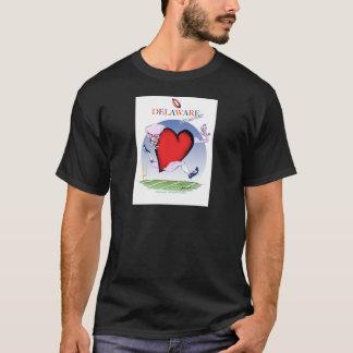 corazón principal de Delaware, fernandes tony Camiseta