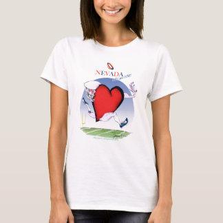 corazón principal de Nevada, fernandes tony Camiseta