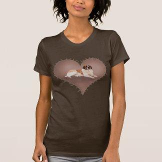 Corazón St Bernard Camiseta