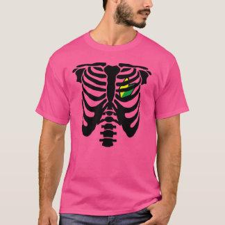 Corazón y costillas de JDM Camiseta